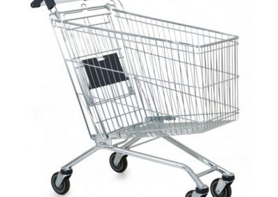 131Ltr 'Sassy Shopper' Single Toddler Shopping Trolley