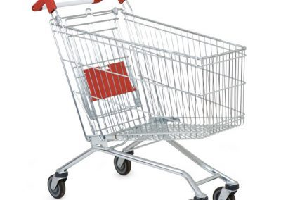 151Ltr Single Toddler Shopping Trolley