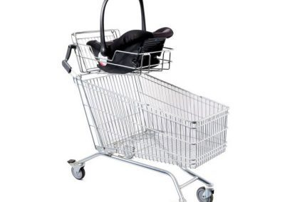Car Seat Carrier Shopping Trolley